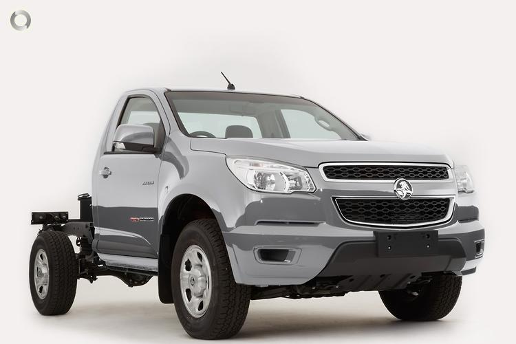 2016 Holden Colorado DX RG Manual 4x4 MY16