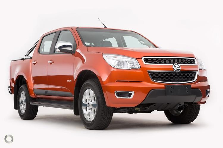 2015 Holden Colorado RG LTZ MY15 4x2