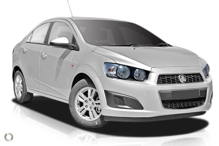 2014 Holden Barina TM CD MY15