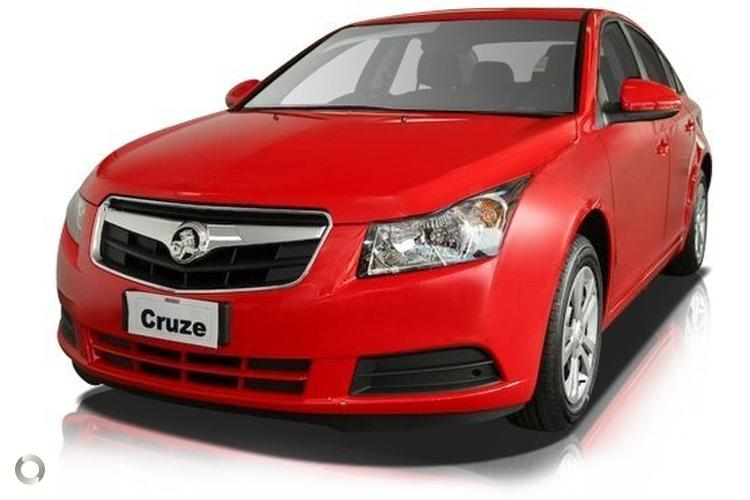 2011 Holden Cruze JG CD (May. 2009)