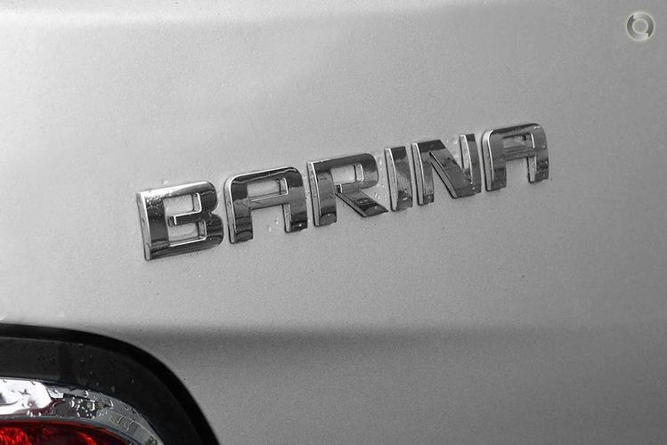 2016 Holden Barina CD TM Manual MY16