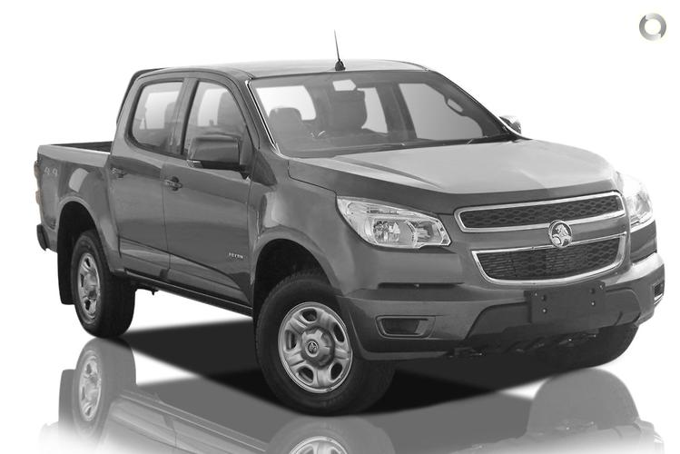 2012 Holden Colorado LX RG Auto 4x4 MY13
