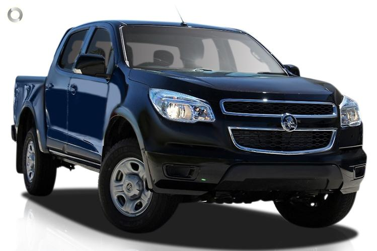 2014 Holden Colorado RG LX MY14 Sports Automatic