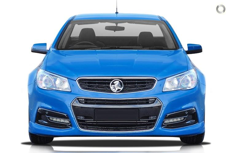 2013 Holden Ute SV6 VF Manual MY14