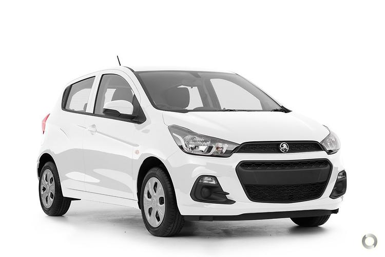 2015 Holden Spark MP LS MY16