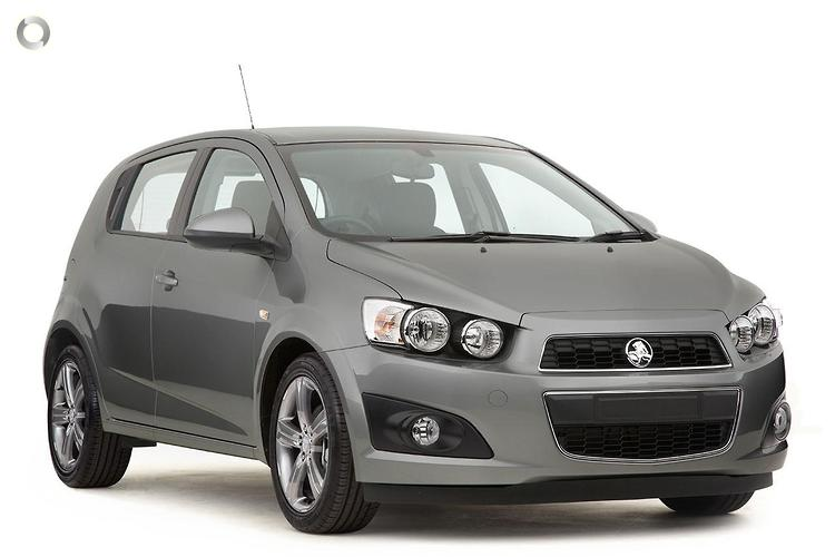 2016 Holden Barina R TM Manual MY16