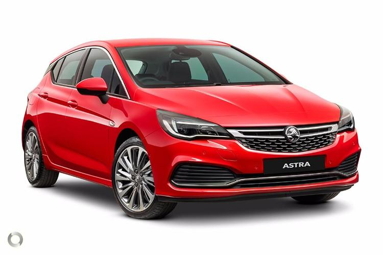 2017 Holden Astra BK RS-V MY17 Sports Automatic