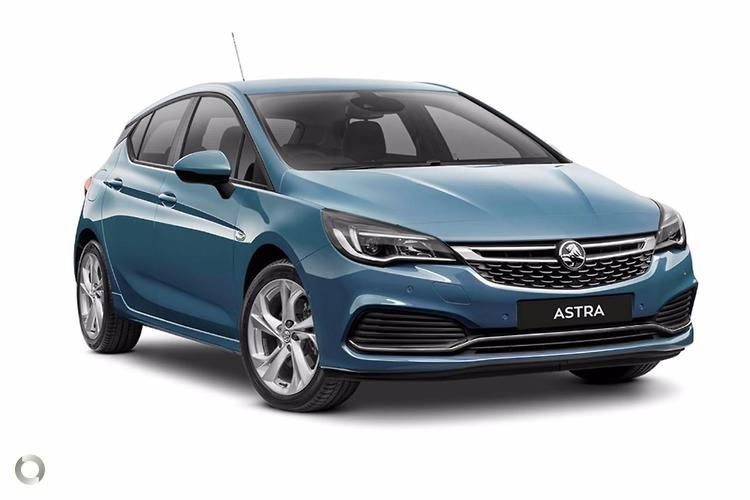 2017 Holden Astra RS BK Manual MY17