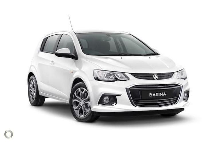 2017 Holden Barina TM LS MY17