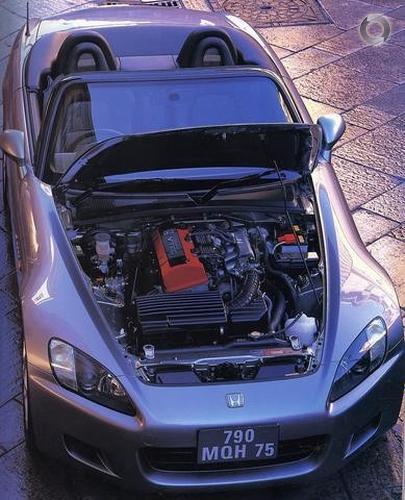 2004 Honda S2000 Manual MY04