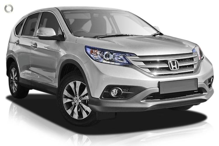 2013 Honda CR-V RM DTi-S MY14 Sports Automatic REALTIME 4WD