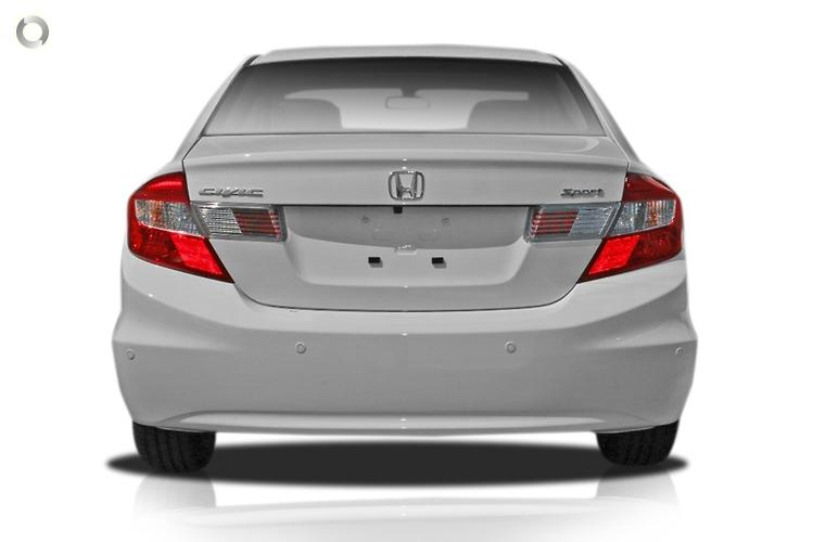 2015 Honda Civic Sport Auto MY15
