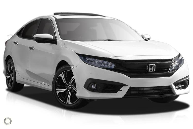 2016 Honda Civic 10th Gen RS MY16 Constantly Variable Transmission