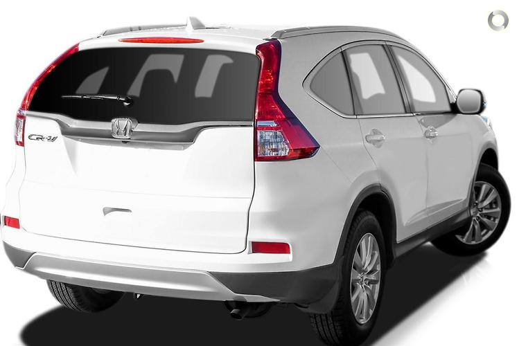 2016 Honda CR-V VTi Manual MY17