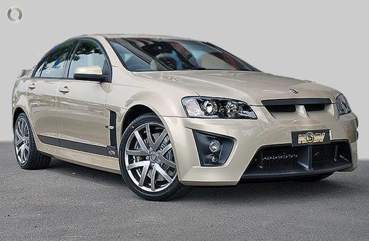2008 Holden Special Vehicles Clubsport R8 Manual