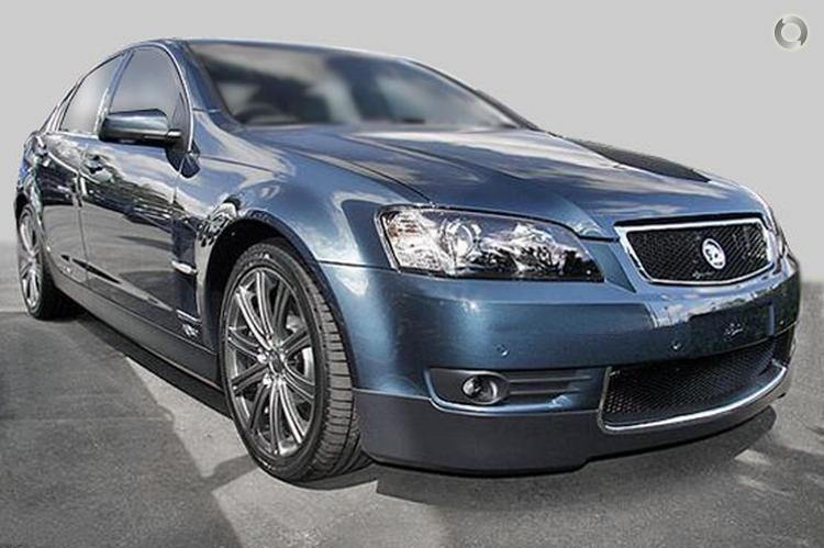 2008 Holden Special Vehicles Senator E Series Signature MY09