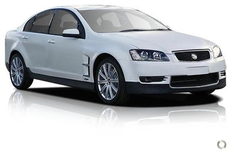 2009 Holden Special Vehicles Senator E Series MY09 Sports Automatic