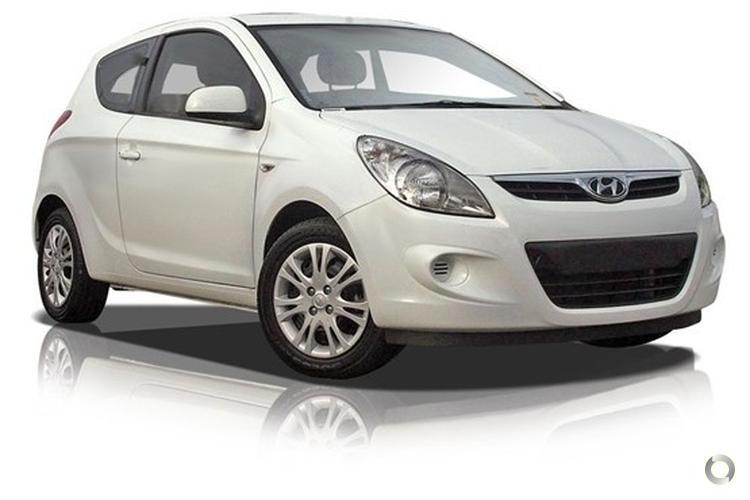 2010 Hyundai i20 PB Active (Jul.)