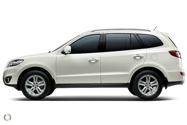 2012 Hyundai Santa Fe SLX Auto MY12