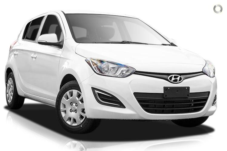 2015 Hyundai i20 PB Active MY15