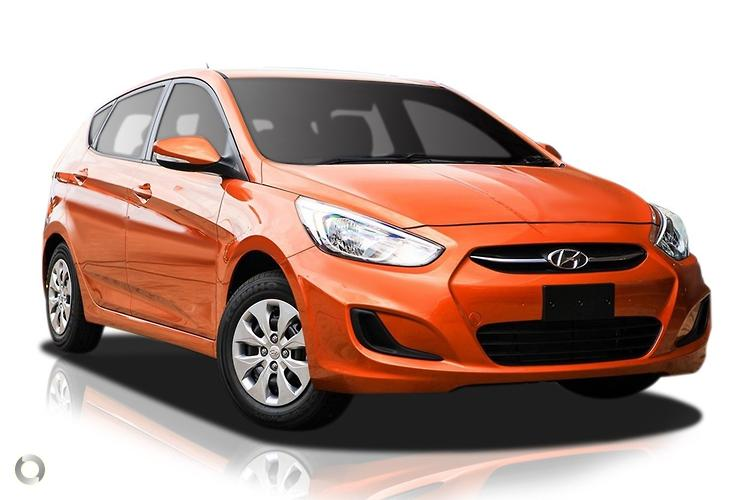 2015 Hyundai Accent RB2 Active MY15