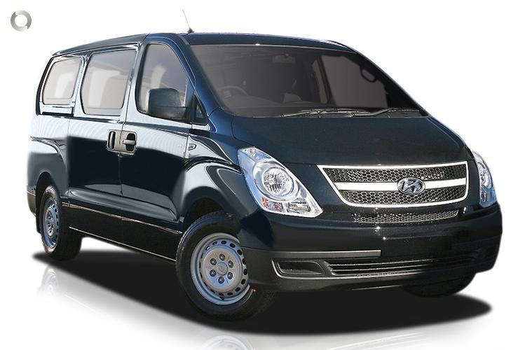 2014 Hyundai iLoad TQ2-V MY15