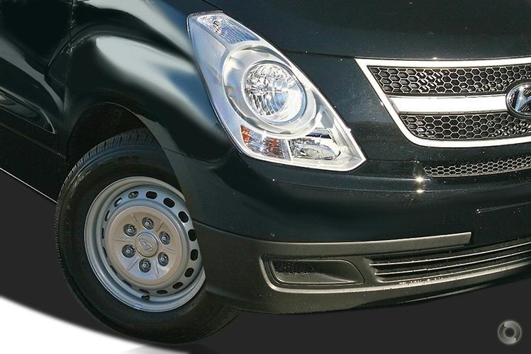2014 Hyundai iLoad Manual MY15