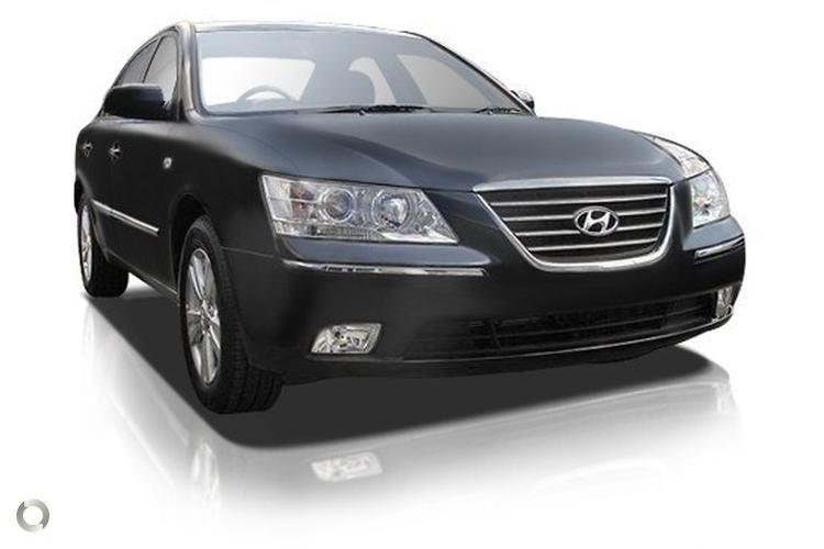 2010 Hyundai Sonata NF SLX MY09