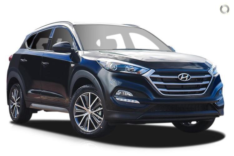 2016 Hyundai Tucson TL Elite Sports Automatic 2WD (Jan.)