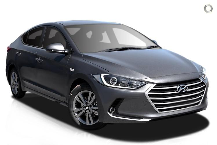 2017 Hyundai Elantra AD Active MY17 Sports Automatic