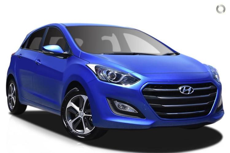 2017 Hyundai i30 GD4 Series II Active X MY17 Sports Automatic