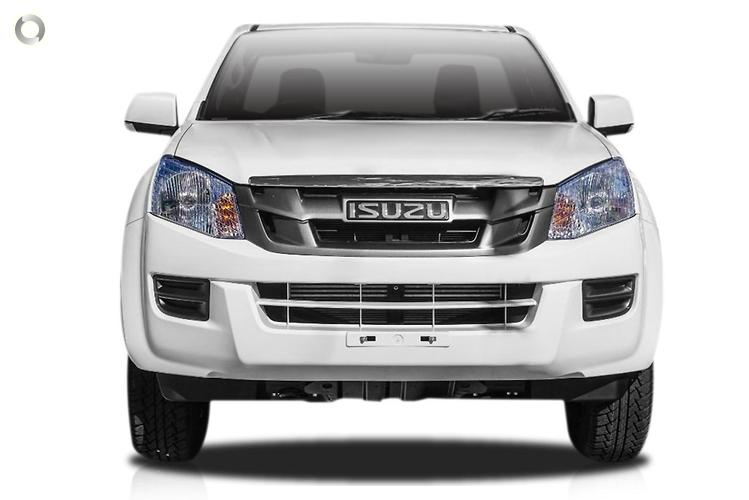 2015 Isuzu D-MAX SX High Ride Auto MY15