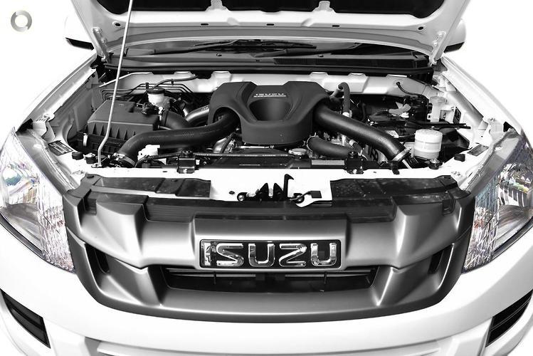 2016 Isuzu D-MAX SX High Ride Auto 4x2 MY15