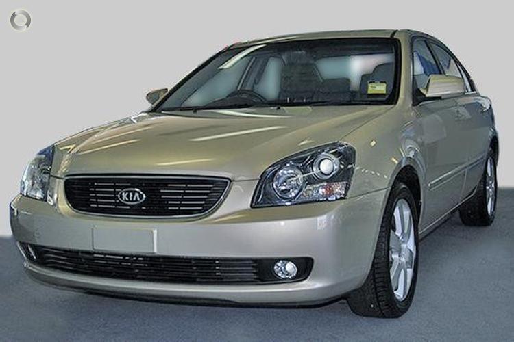 2008 Kia Magentis MG EX (Aug. 2006)