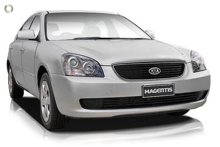 2009 Kia Magentis MG LX Sports Automatic (Mar. 2008)