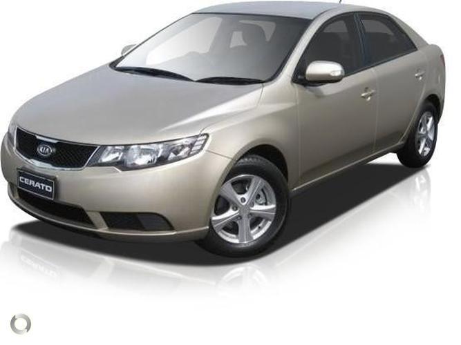 2009 Kia Cerato TD Limited Edition MY09