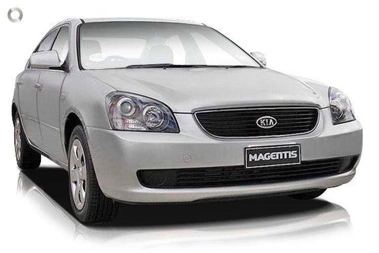 2009 Kia Magentis MG LX (Mar. 2008)