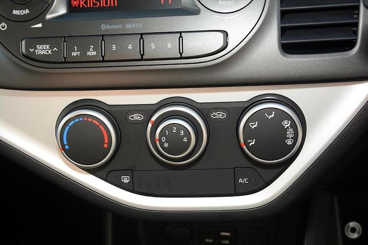 2016 Kia Picanto Si Auto MY17