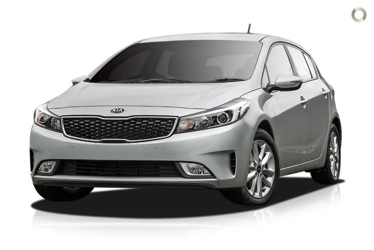 2017 Kia Cerato YD S Premium MY17 Sports Automatic