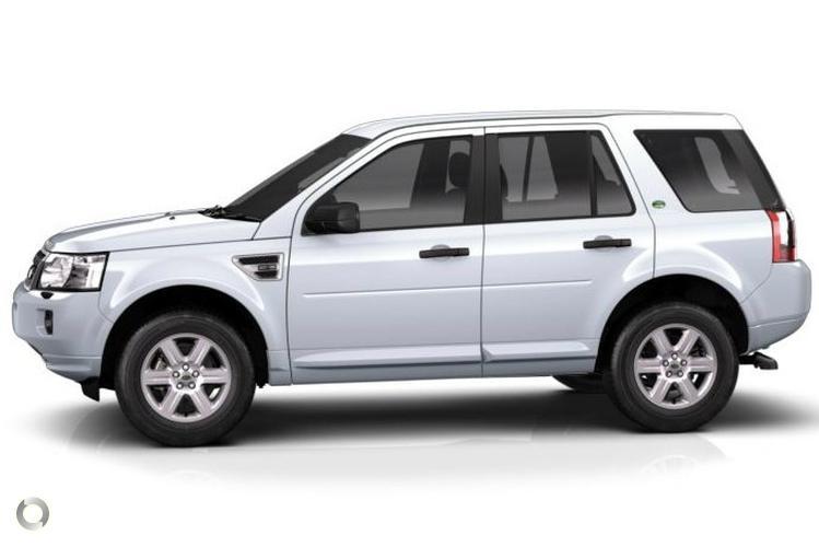 2012 Land Rover Freelander 2 TD4 XS Auto 4x4 MY12