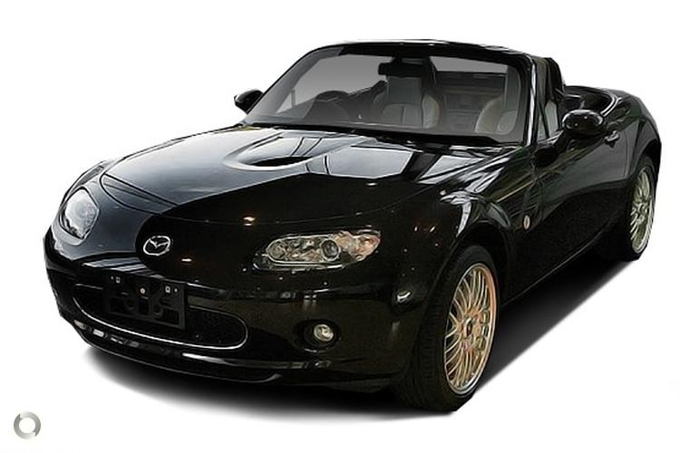 2007 Mazda MX-5 Limited Edition NC Series 1 Manual MY07