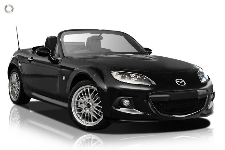 2013 Mazda MX-5 NC Series 2 Sports MY13