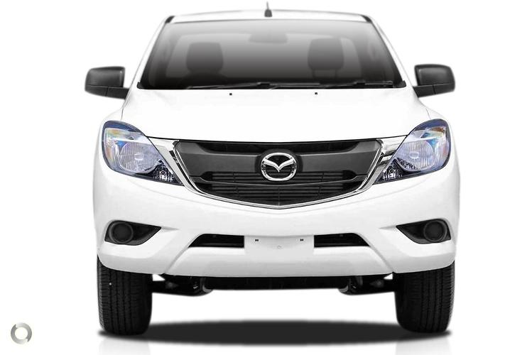 2016 Mazda BT-50 UR XT Hi-Rider Sports Automatic 4x2 (Sep. 2015)