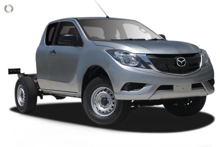 2015 Mazda BT-50 UR XT Hi-Rider Sports Automatic 4x2 (Sep.)