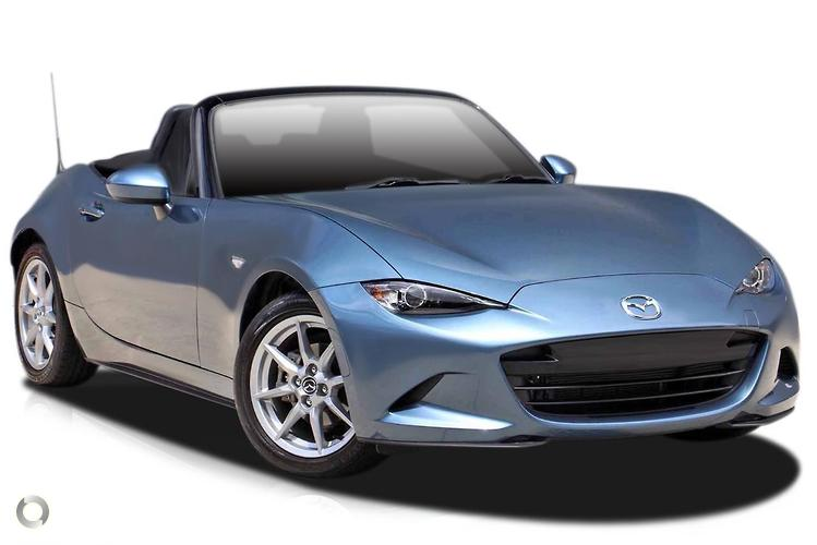 2016 Mazda MX-5 ND SKYACTIV-Drive (May. 2015)