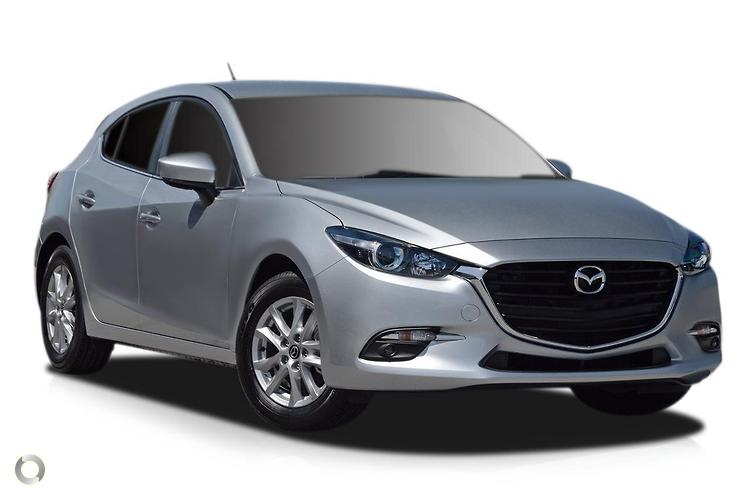 2016 Mazda 3 BN Series Touring SKYACTIV-Drive (May.)