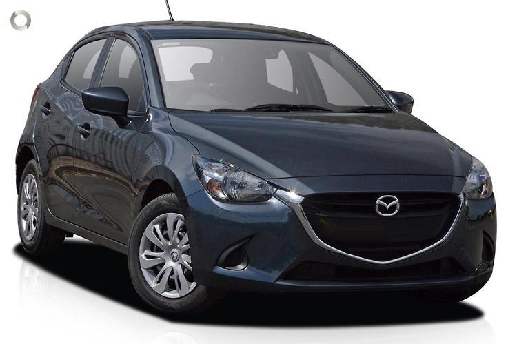 2016 Mazda 2 DJ Series Neo SKYACTIV-MT (Aug. 2015)