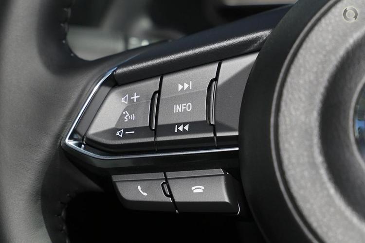 2016 Mazda 3 Touring BN Series Auto