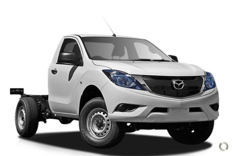 2018 Mazda BT-50 UR XT Hi-Rider 4x2 (Jul. 2016)