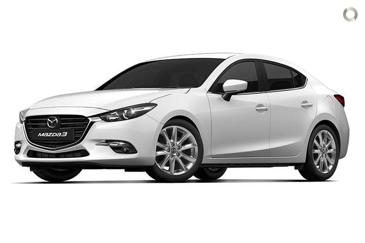 2017 Mazda 3 BN Series SP25 SKYACTIV-MT (May. 2016)
